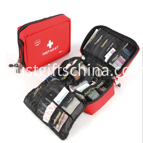 Promotional Colorful First Aid Kit With CE ISO For All Purposes