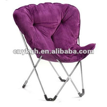 china supplier foldable butterfly chairs VEM6025