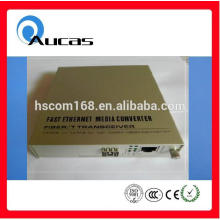 Good selling fiber optic media converter transceiver module