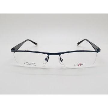 1b366d4d61 Blue Carbon Fiber Z-titanium Charmant Optical Frames Branded Optical Eyewear  Zt11750 Bl - Bossgoo.com