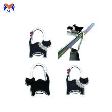 Wholesale quality custom bag hook purse hanger