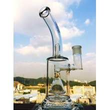 Showerhead Perc Glass Water Pipe