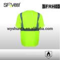Retardador roupa alta visibilidade reflexivo segurança vestuário alta visibilidade polo camisa segurança workwear