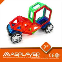 Magplayer Construcción Magnetic Puzzle Creative Eco - Friendly