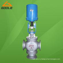 Электрический трехходовой (3-полосная) отвлекая Клапан (GAZDLX)