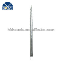 HOT DIPPED GALVANIZED Post Anchor for wooden fence
