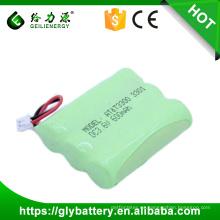 Batería para teléfono residencial inalámbrico de 3 X aa para AT & T / Lucent 3300 3301 6100 6200 1128 1140