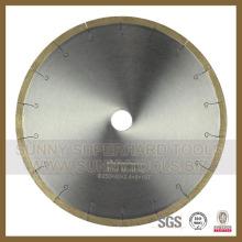 Hoja circular de cuarzo de diamante (SY-DSB-27)
