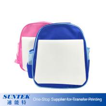 Customized Sublimation Blanks Printable Sublimation Children Backpack School Bag