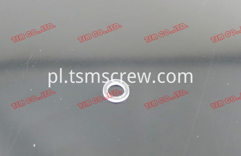 TSM plastic Plain Washer-2