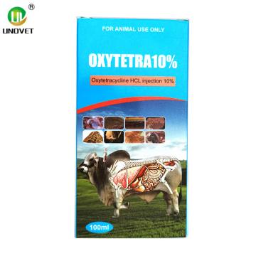 10% Oxytetracycline Injection For veterinary