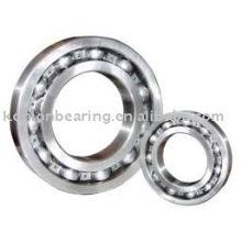 Rodamiento de bolas de acero inoxidable con rodamientos rígidos 6300 series
