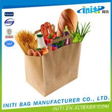 Fábrica de fornecimento impermeável reutilizável meatball sacos de embalagem