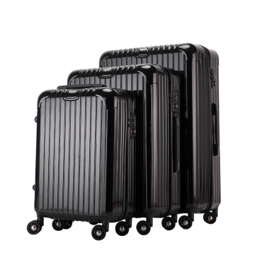Enorme capacity hardcase abs pc materiële bagagesets