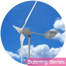 1000W 24V Camping Small Wind Turbine