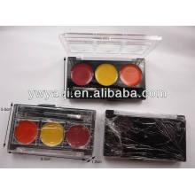 Bálsamo de labios de Color de rectángulo forma 3
