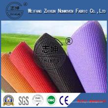 Окрашенный PP спанбонд нетканые ткани для хозяйственных сумок/модные сумки