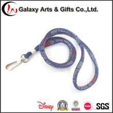 Hot Selling Polyester Round Rope Lanyards