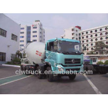 Venta caliente Dongfeng 15m3 8x4 mezclador de cemento