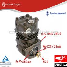 Compressor de ar Yuchai para G0206-3509100