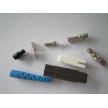 SM Simplex 0.9mm MU Волоконно-оптический разъем с RoHS-совместимым