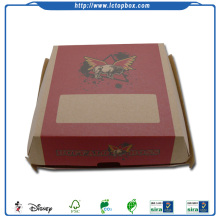 Reasonable Price Disposable Kraft Paper Burger Box
