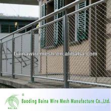 100% профессиональная фабрика Искусственный забор для листьев