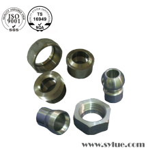 3 eixos de aço inoxidável 304 peça de precisão