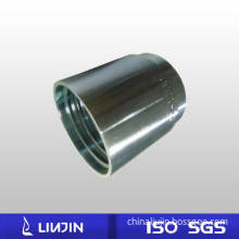 Carbon Steel Hydraulic Hose /Braided Hose Ferrule