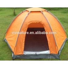 High Quality Fastness Wilder Summer Camp Tent \ A prueba de agua Easy Taking Outdoor Tent \ Portable suficiente espacio para uso al aire libre Tent