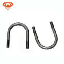 Chinese U bolt cable pipe clamps with best quality