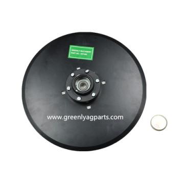 "AA57466 13.5"" fertilizer disc opener Fits John Deere"