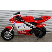 2 rueda de 49cc gas scooter con choque frontal (et-pr204)