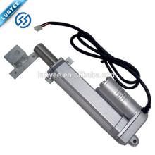 Atuador linear elétrico de 24V 2000N para levantamento da máquina de alimentação da vaca ou das aves domésticas