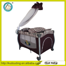 2015 Approved baby bed plastic