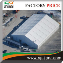 Weatherproof Outdoor 25x50m warehousing aluminum frame marquee