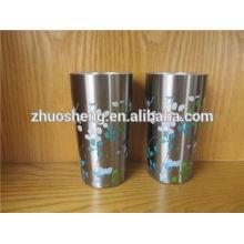 logotipo personalizado, impressão de alta qualidade diferentes tipos de copos de café