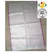Bopp filme laminado pp tecidos de arroz