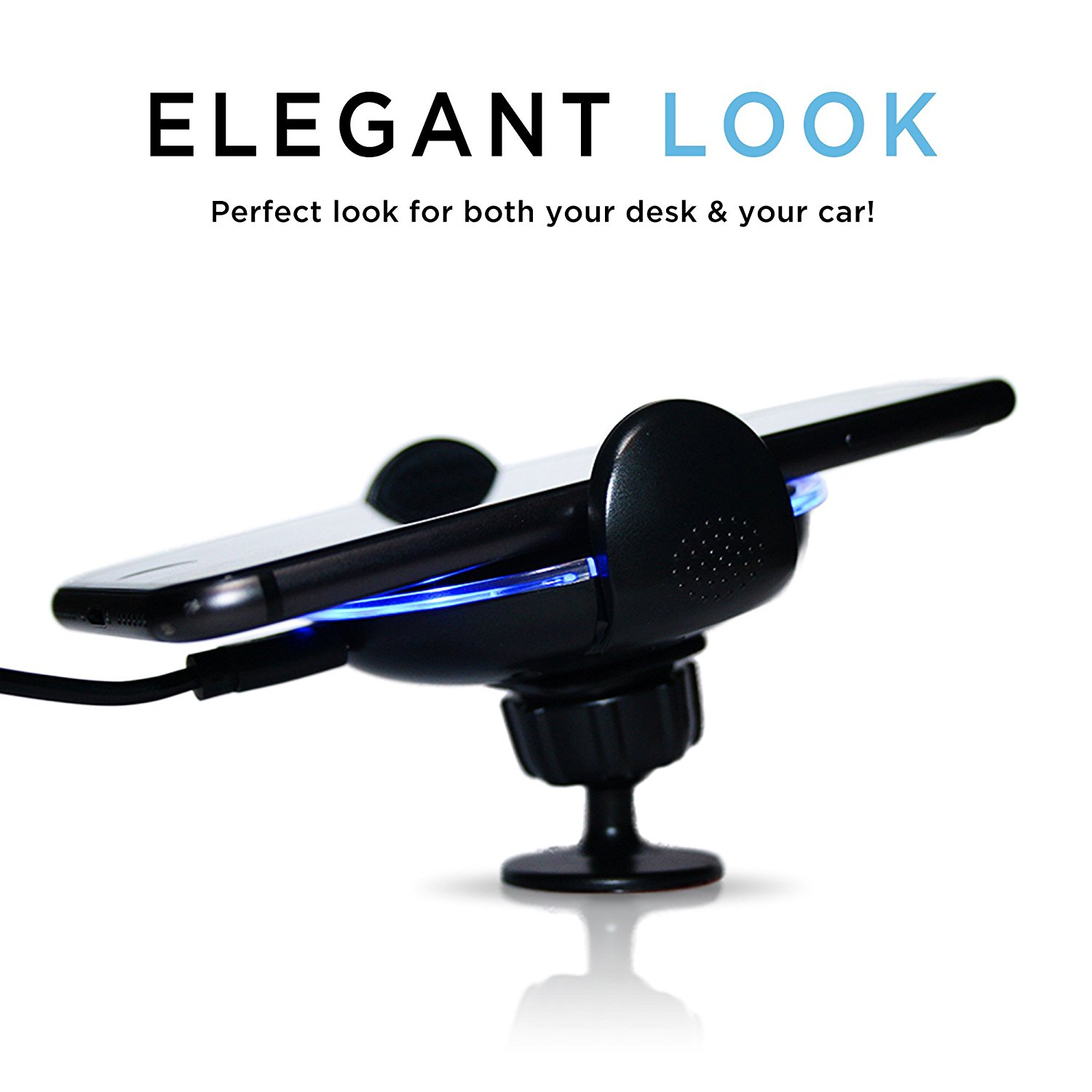 Wireless Cars Phone Holder