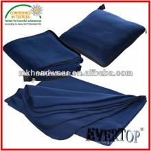 Al por mayor manta de almohada de lana con extractor de cremallera