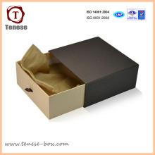 Caixa de presente de papelão personalizada caixa de gaveta de papel