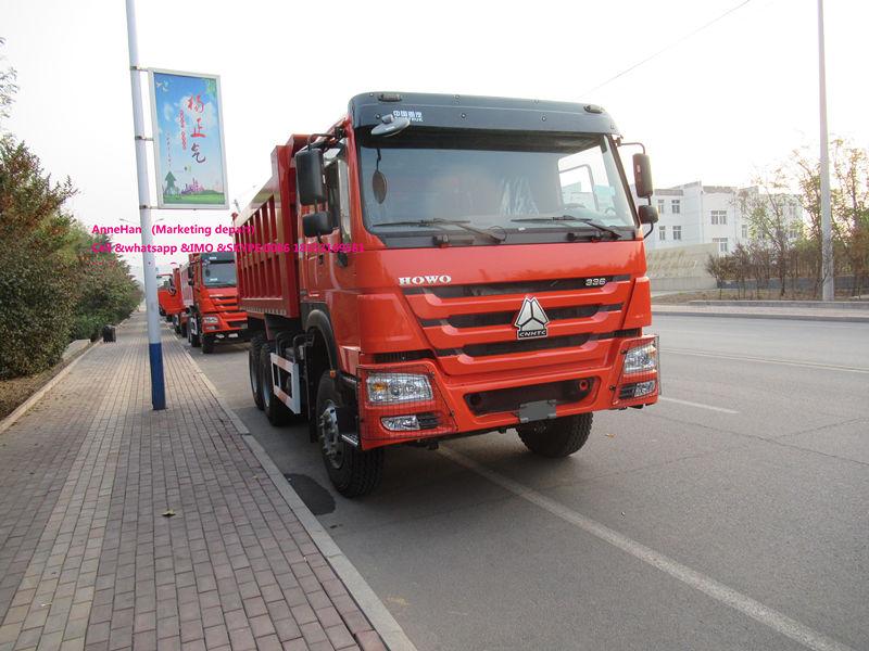 336hp Dump Truck 5