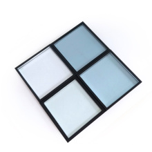 Excellent quality double glazing 10mm Thick Insulated Glass panels Architecture