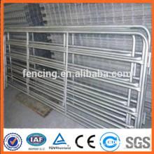 Panneaux de bétail lourds / clôture de panneaux de bétail utilisés (ventes d'usine)