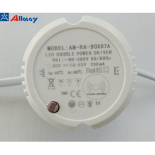 Motion Sensor Driver för Tak Downlight Panel Light