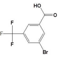 3-Bromo-5- (trifluoromethyl) Benzoic Acidcas No. 328-67-6