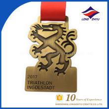Medalla caliente de la compañía de la venta del premio de encargo al por mayor