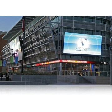 P8 Full Color Outdoor Billboard Pantalla LED