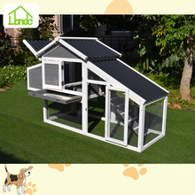 Durable waterproof wooden hen house from factory