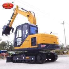 7.5 Ton Hydraulic Crawler Excavator Digger Machine